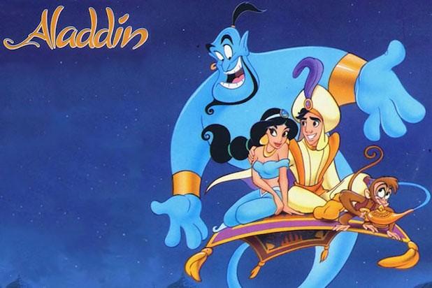 Aladdin, a Disney classic